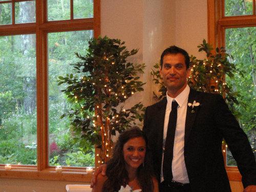 foto from Jana's wedding, reception & honeymoon