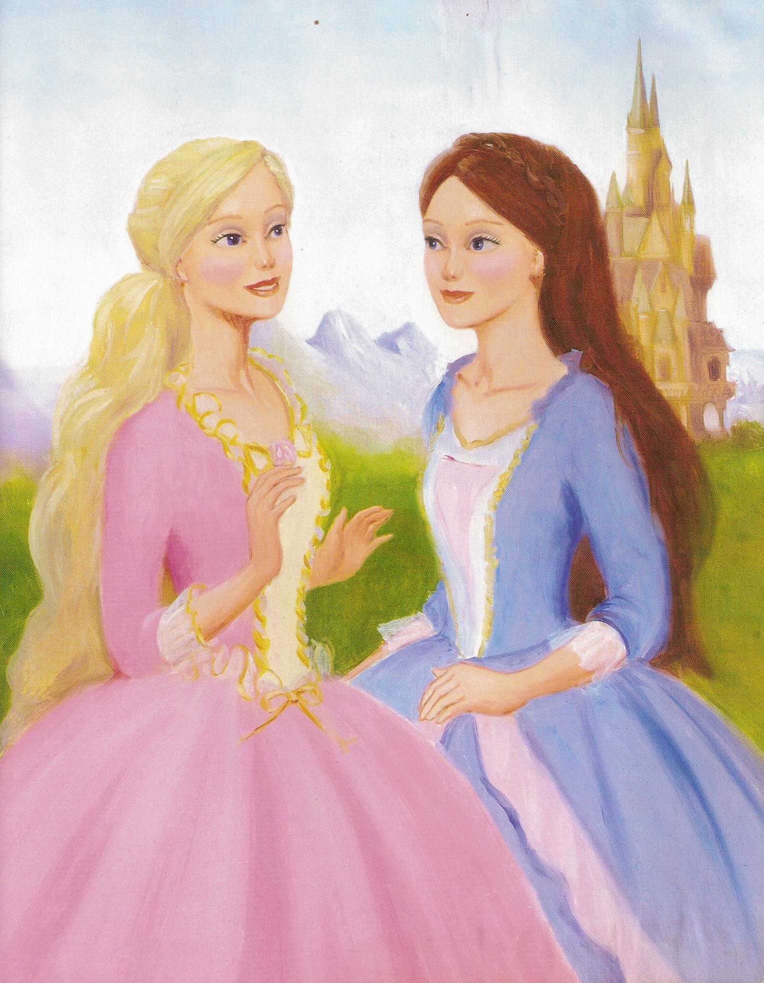 Princess And The Pauper Barbie Princess And The Pauper As The Princess And The Pauper