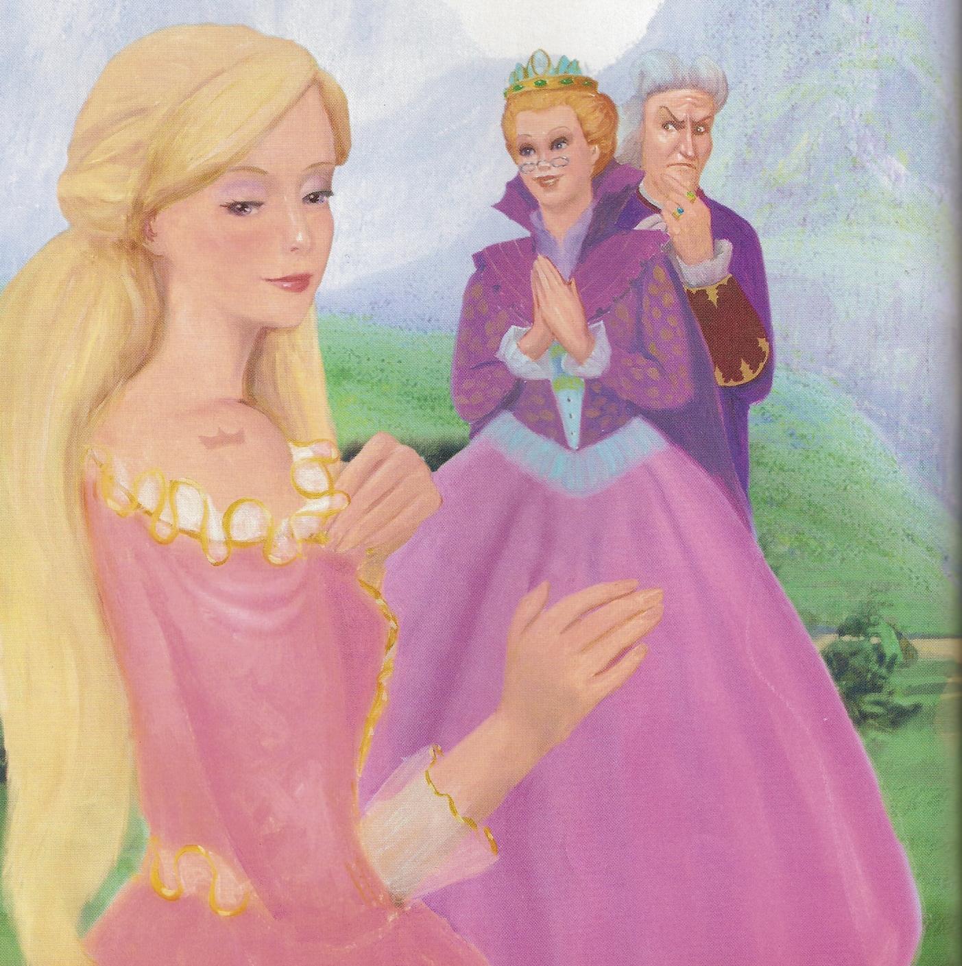 Принцесса и нищенка порно 5 фотография