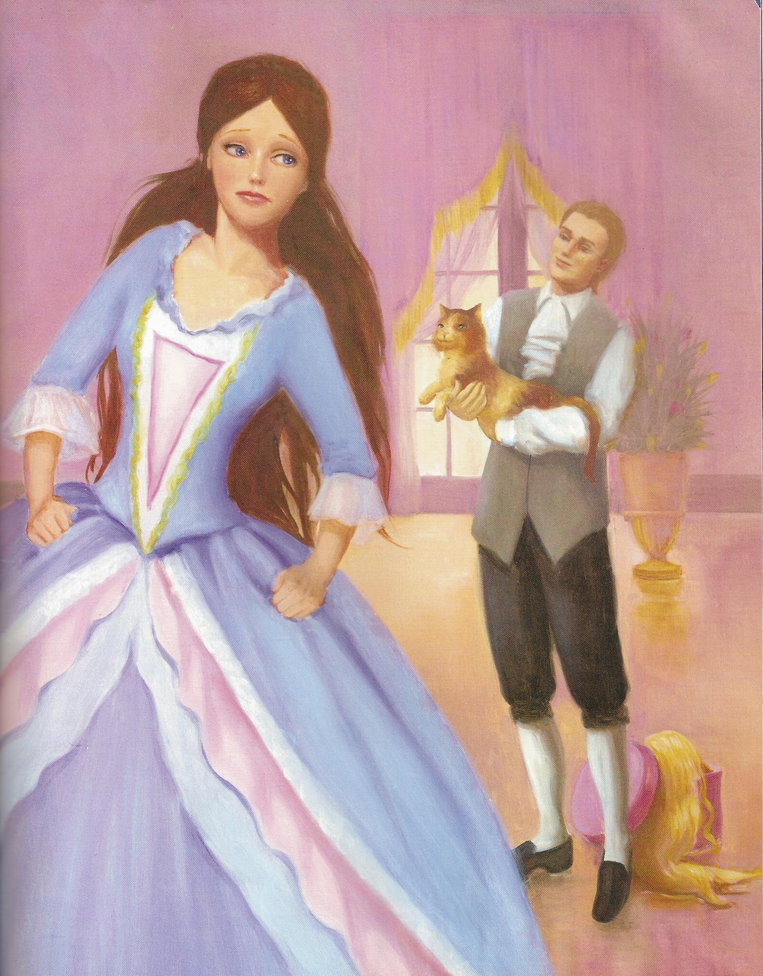 gba barbie as the princess and pauper