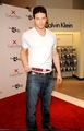 Promoting Calvin Klein X Underwear in Toronto at The Bay Store - 19 June 2010  - twilight-series photo