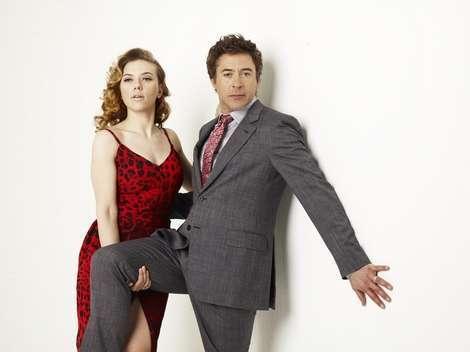 Robert Downey Jr. achtergrond entitled RDJ