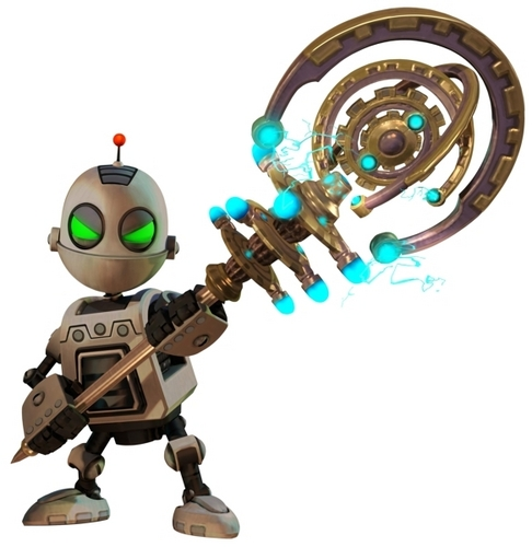 Ratchet and Clank ~Characters~
