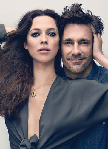 Rebecca Hall in W Magazine - August 2010 Issue
