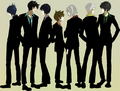 Reborn black suits