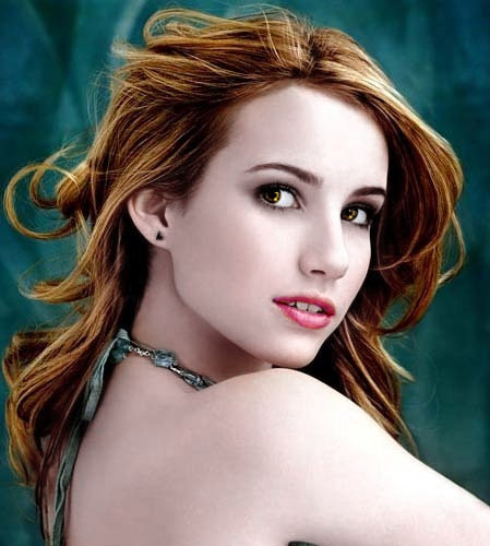 Renesmee Charlie Cullen!