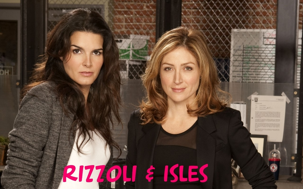 Rizzoli & Isles achtergrond