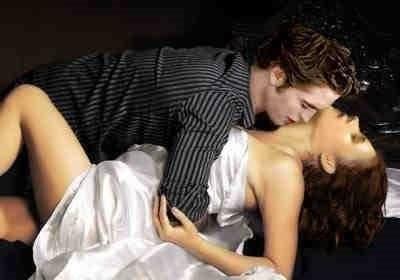 Robert and Bella