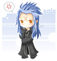 Saix real chibi - saix photo