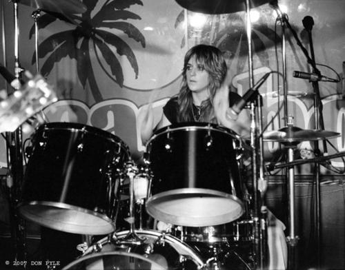 Sandy West - 1977