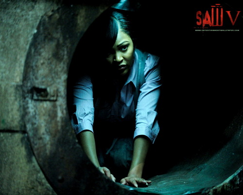 Saw wallpaper entitled Saw V