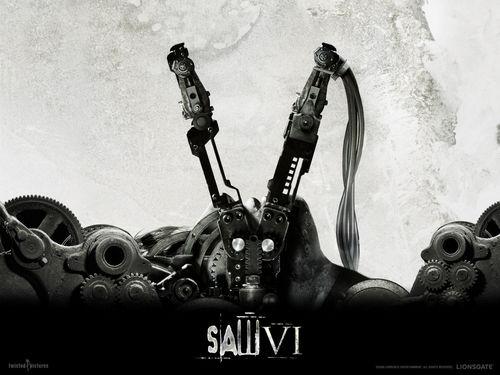 Saw wallpaper entitled Saw VI