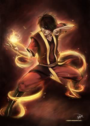 Sexy avatar the last airbender