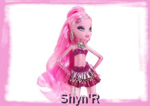 Shyn'r Flairy (Barbie A Fashion Fairytale)