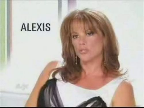 Soapnet Character Promo: Alexis