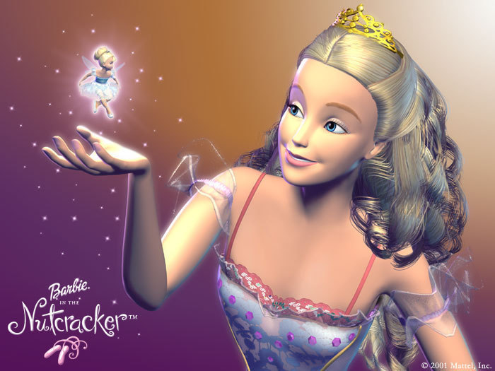 Barbie Nutcracker Wallpaper