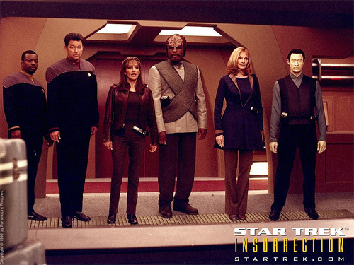 TNG Movie Hintergrund