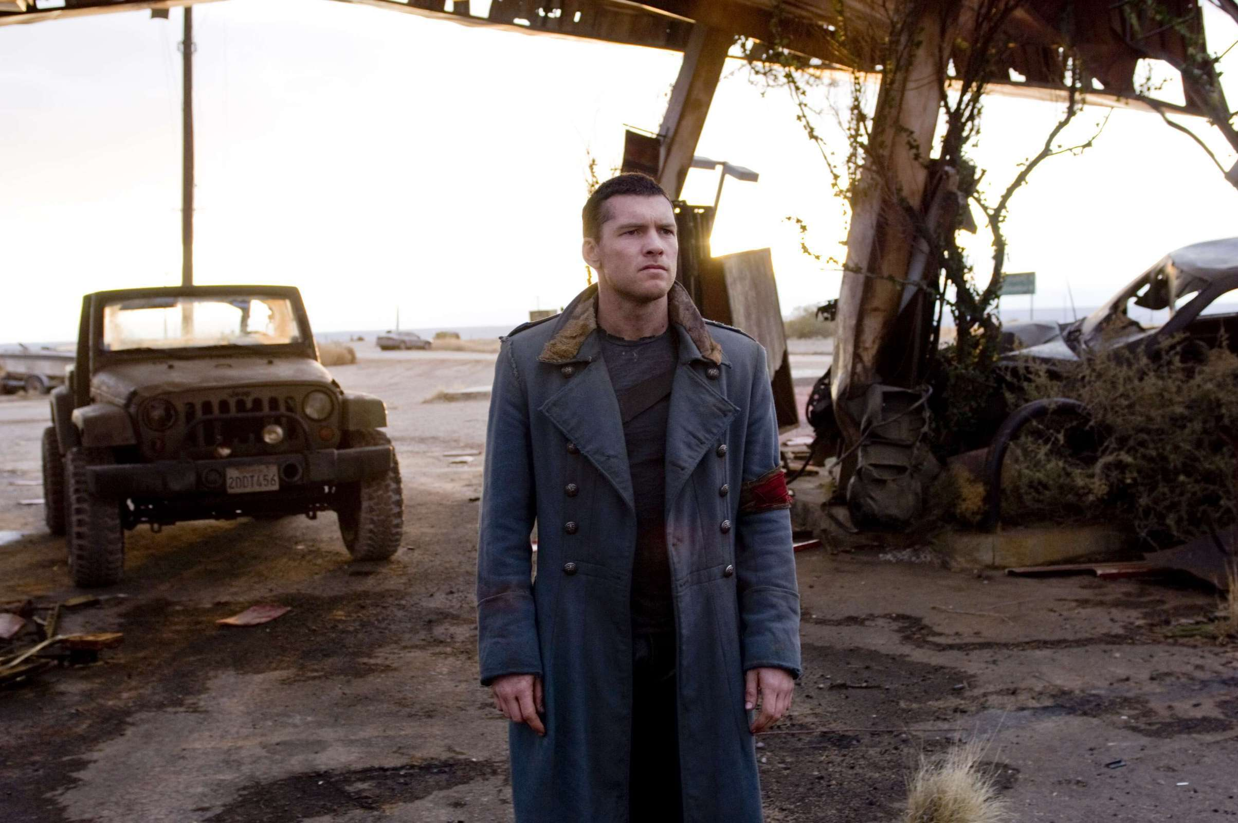 Terminator Salvation images Terminator Salvation - Marcus ...