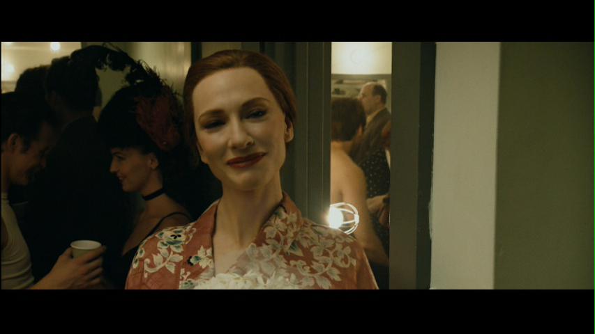 Cate Blanchett Benjamin