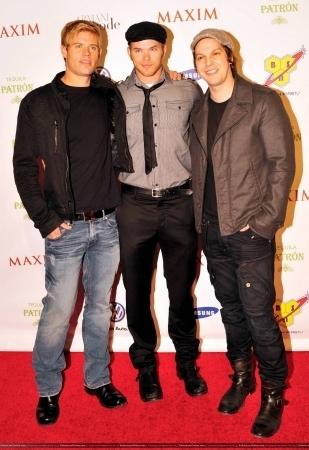 The Maxim Party 2010 - 06 Feb 2010