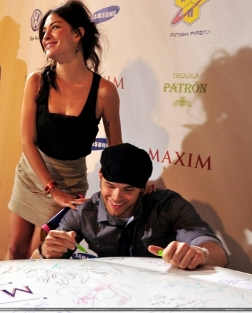 The Maxim Party 2010 - 06 Feb 2010