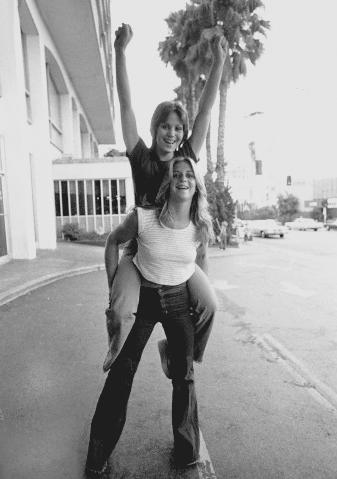 Sandy & Joan - 1976