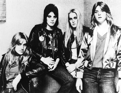 The Runaways in Sweden - 1978