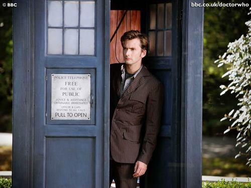 The Tenth Doctor wallpaper titled The Tenth Doctor