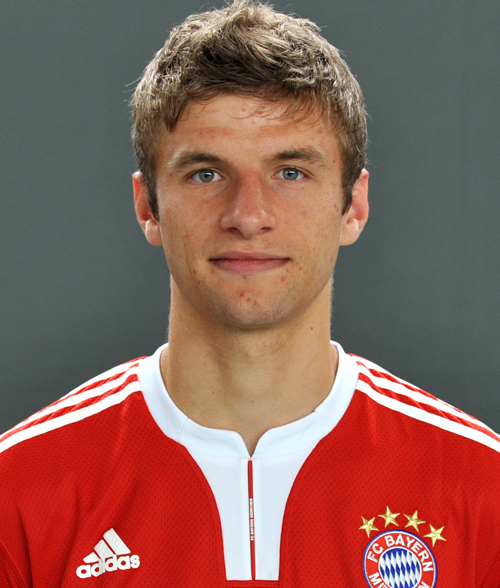 thomas muller height