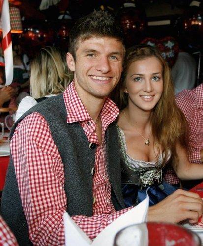 Thomas and his wife Lisa