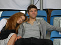 Thomas and his wife Lisa - thomas-muller photo