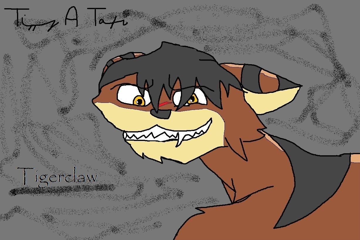 TIGERSTAR Images Tigerclaw MS Paint HD Wallpaper And Background Photos