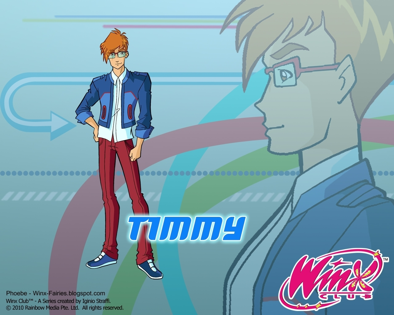 Timmy - the-winx-club wallpaper