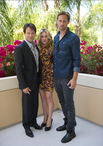 True Blood Press Conference