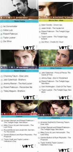VOTE FOR ROBERT ! TCA 2010