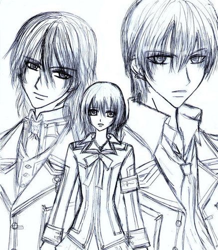 Vampire Knight wolpeyper called Vampire Knight -3
