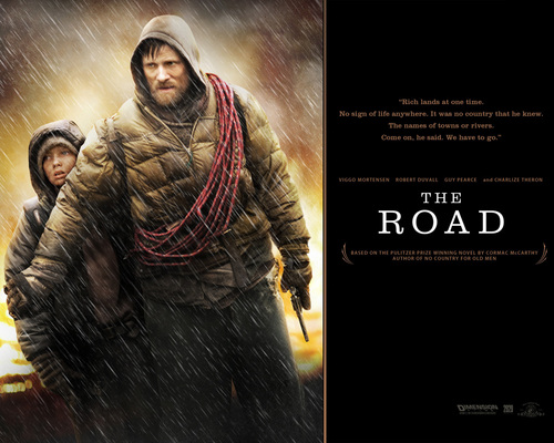 Viggo Mortensen Hintergrund called Viggo Mortensen in The Road