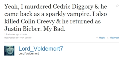 Voldy's Bad