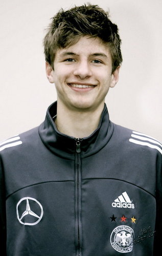 Young Thomas Müller
