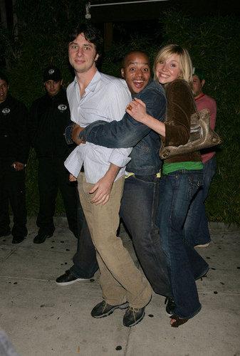 Zach, Donald and Sarah