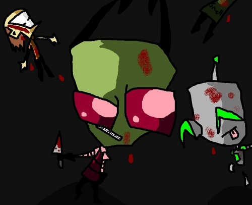 Zim the Homicidal Maniac for PoeticError
