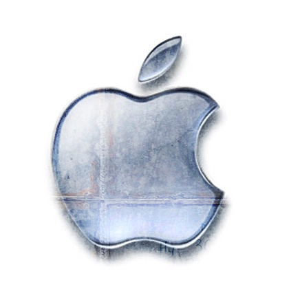 appel, apple logo