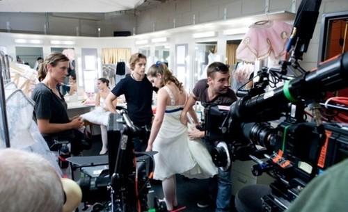 Dance academy behind the scenes