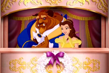 Princess Belle wallpaper titled belle(beast)