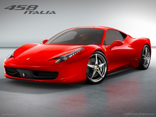 farrari - sports-cars Wallpaper