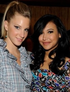 heather and naya