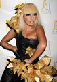 lady gaga black dress - lady-gagas-fashion photo
