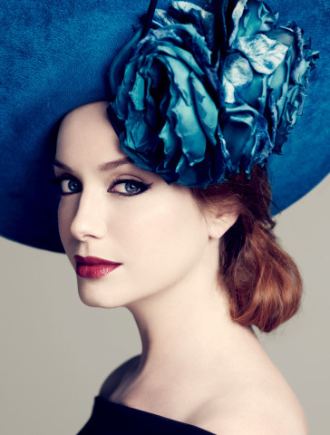 Christina Hendricks wallpaper entitled latimesmagazine