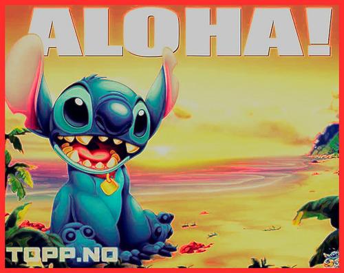 Lilo & Stitch achtergrond called lilO & STitcH