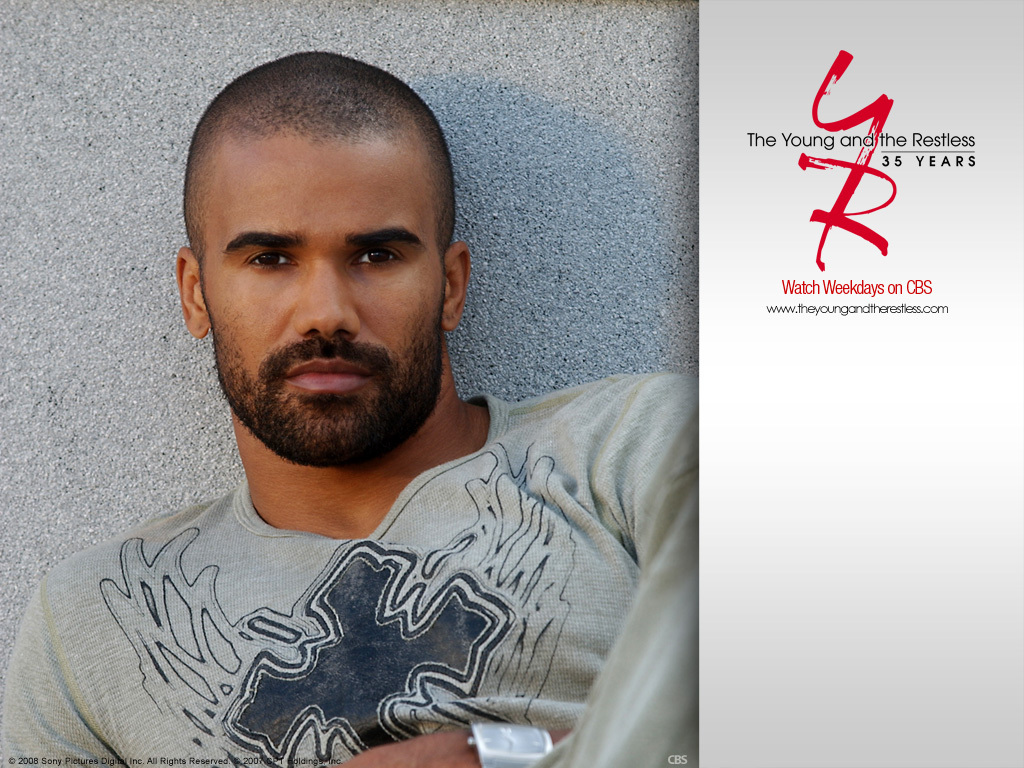 Shemar Moore Young Restless